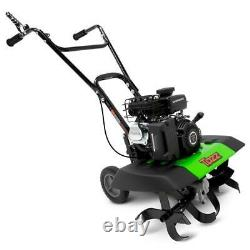 11 in. W 79 cc 4-Cycle Viper Engine Gas Powered 2-in-1 Front Tine Maximum