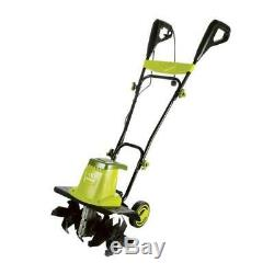 13.5 Amp 16 in. Electric Tiller/Cultivator with 5.5 in. Wheels