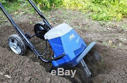 13''-Inch, 10 Amp, Electric Garden Tiller/Cultivator (HOT SALE-900 in stock)