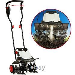 1500W Electric Garden Tiller Cultivator Rotavator Grade B Used