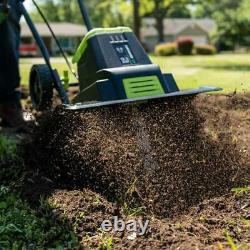 16 in. 12.5 Amp Corded Electric Tiller/Cultivator