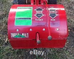 1974 Troy Bilt Horse Roto Composter Tiller Restored! Tecumseh 6hp Hh60 Engine