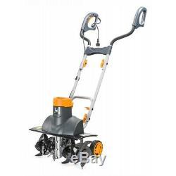 2000w Electric Tiller Cultivator Rotavator Garden Lawn Machine