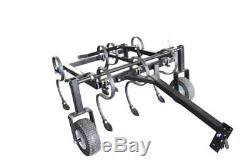 48in ATV Tow-Behind Cultivator Power Tillers, New