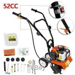 52cc 2 Stroke Mini Cultivator 6500rpm