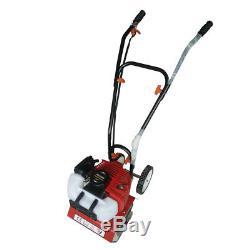 52cc 2stroke 2 hp Soil Gas Mini Tiller Cultivator Farm Plant Garden Yard Tilling
