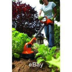 7 20 Volt Cordless Counter Oscillating Tines Garden Bed Yard Soil Cultivator