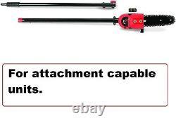 8Polesaw trimmer Attachmen For 28cc PoulanPro 27CC/27cc/30cc 4 stroke craftsman