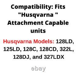 8Trimmer Polesaw Attachment For Husqvarna 128LD /125LD 128C 128CD 322L 128DJ