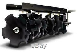 Agri-Fab Ground-Engaging Attachment Sleeve Hitch Disc Cultivator 45-0266