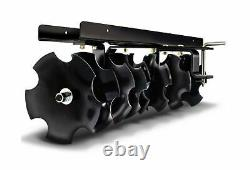 Agri-Fab Ground-Engaging Attachment Sleeve Hitch Disc Cultivator 45-0266 Large