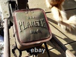 Antique Planet Jr #4 Cultivator Seeder Planter