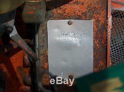 Antique Vintage Roto-Hoe 148H Garden Tiller Rototiller Cultivator Collectible 2