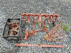 BCS Tiller Cultivator Root Puller Plow Digger AT-30