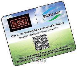 BLACK+DECKER LGC120 20V Lithium Ion Cordless Garden Cultivator/Tiller