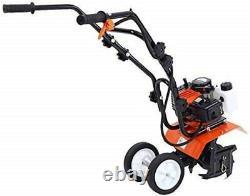 BU-KO 52CC Garden Petrol Tiller Engine 3HP 2 Strokes Lawn Soil Cultivator