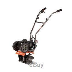 Breez R2 Propane Tiller Cultivator 40cc 4-Cycle Engine (CARB Compliant)