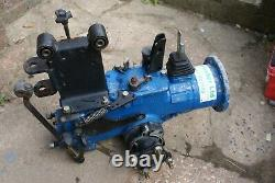Camon C10 rotavator gearbox