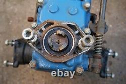 Camon C8 rotavator gearbox