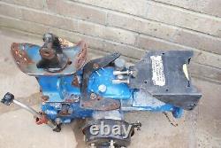 Camon C8 rotavator gearbox with parking brake