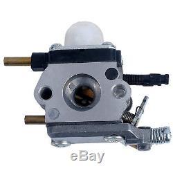 Carburetor Carb Kit for Echo Mantis Tiller Cultivator Fuel Line Filter Gasket