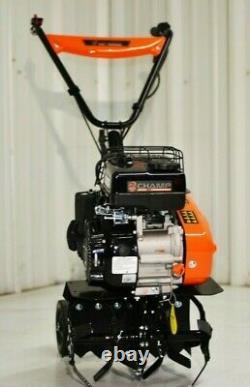 Champ Mfg F220X Front Tine Tiller Cultivator better than honda gas