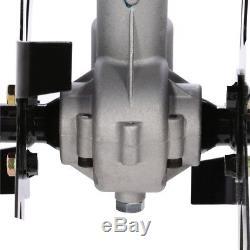 Commercial Fixed Tiller Cultivator Attachment Swath PAS SRM Split Boom ECHO