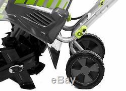 Corded Electric Tiller Cultivator 16 Inch 13.5 Amp Outdoor Garden Lightweight