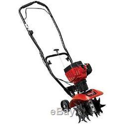 Craftsman Mini Tiller Cultivator 25 cc 2-Cycle Gas Engine 3-in-1 Till Cut