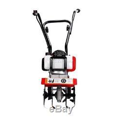 Craftsman Mini Tiller Cultivator 43cc Gas Engine Powerful
