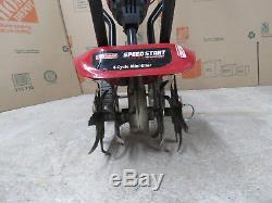 Craftsman Mini Tiller Cultivator Garden Yard Tilling Soil 29cc 4-Cycle Gasoline