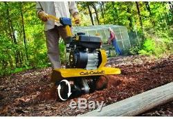 Cub Cadet FT-24 Gas Tiller Cultivator Soil Garden Ground Front-Tine Machine