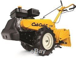 Cub Cadet Self-Propelled Tiller Cultivator Tilling Gas 18 in. 208cc Rear-Tines