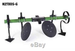 Cultivator / Garden Bedder / Hiller Attachment