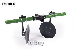 Cultivator / Garden Bedder / Hiller Attachment Discs Only