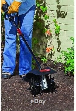 Cultivator Tiller Attachment Garden Trimmer Lawn Plus Add-On 9 in. GC720