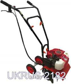 Cultivator Tillers Garden Lawn Mac Forte MKB-25 2500 kW for Farmers