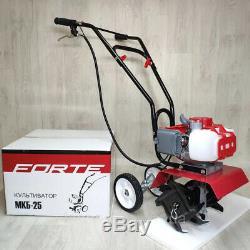 Cultivator Tillers&Garden Lawn Mac Forte MKB-25 51.7(cc), 2.5 (hp)