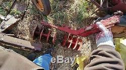David Bradley Walk Behind Tractor Disc harrow