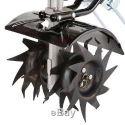 ECHO 9 in. 21.2cc Gas Powered Professional Tiller Cultivator TC-210