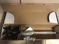 ECHO Cultivator Attachment Part 6-1/2 in. Tiller Heavy-duty Gear Box Straight