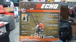 ECHO Gas Powered Tiller/Cultivator 21.2 CC Engine TC-210