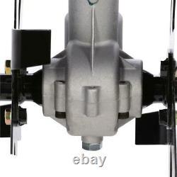 ECHO PAS Cultivator Attachment Heavy-Duty Gear Box 6.5 in Tilling Swath 12-Tines