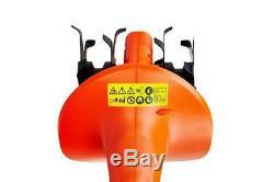 ESkde Cordless Garden Cultivator Rotavator Tiller Kit 18v Lithium Battery