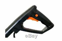 ESkde Electric Garden Cultivator Rotovator Tiller 4 Blades 800w Foldable Ha