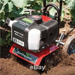 Earthquake Cultivator Garden Tiller with 43cc Viper Gas 2-Cycle Engine (For Parts)