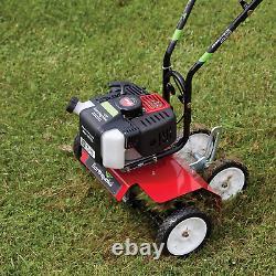 Earthquake DK43 Dethatcher Attachment Kit for Cultivators Mini Lawn Tiller New