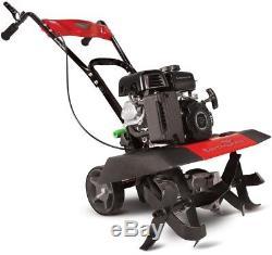 Earthquake Gas Tiller Versa Compact Rototiller Cultivator Aerator Mulching 99cc