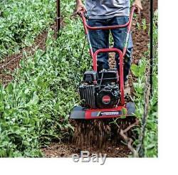 Earthquake Versa 99cc Viper Engine Garden Tiller Cultivator Rototiller 20015