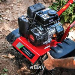 Earthquake Versa Tiller Cultivator 99cc Viper Engine, Red